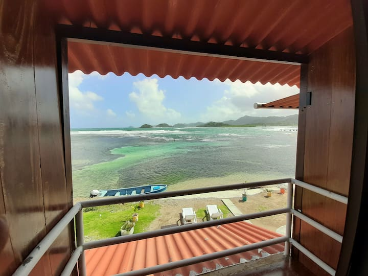 Cacique Beachfront with incredible views