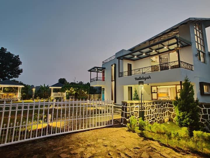 JenJon Karjat Resort - Hallelujah Villa