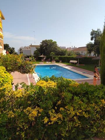 Apartamento en Fenals a 300 m de la playa