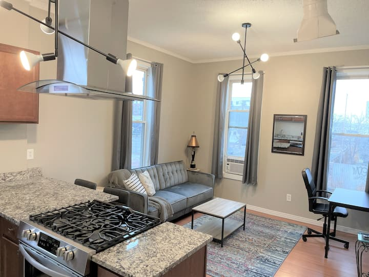 RARE! Monthly Furnished Rental in Denver RINO area