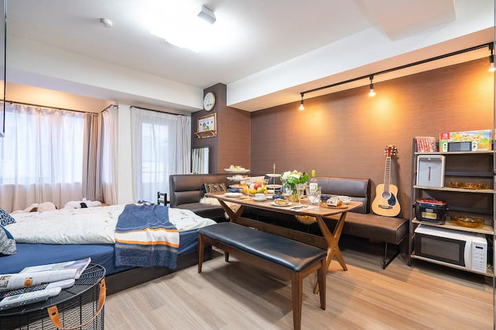 #202#Well-Equipped, Sweet Home near Akihabara/Ueno