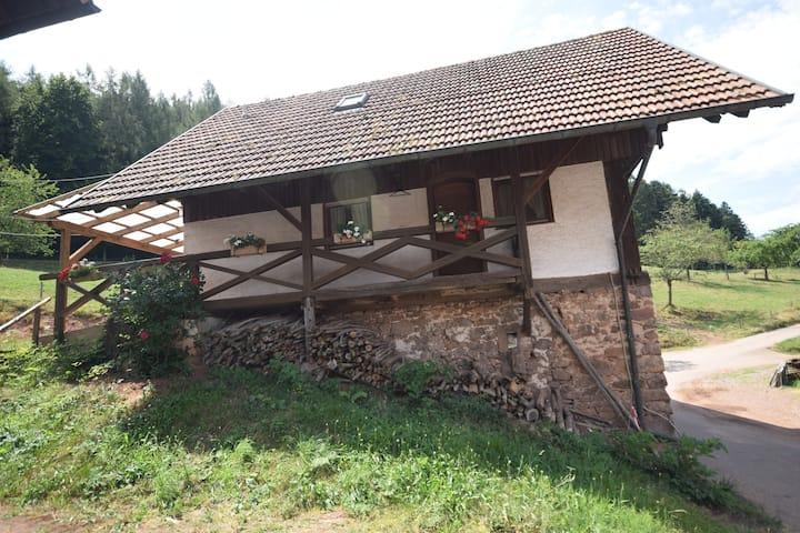 Ferienhäuschen Neuhäuserhof Meßner