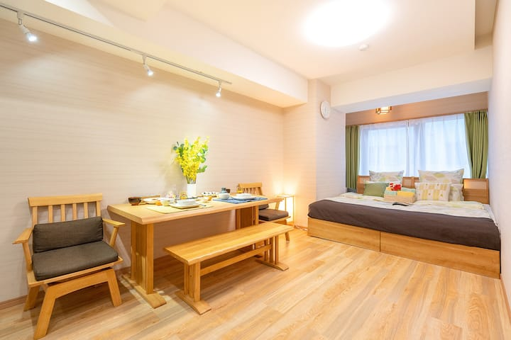 #201#Well-Equipped, Sweet Home near Akihabara/Ueno