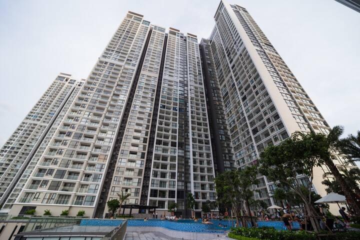 Vinhomes Skylakes 3 bedrooms apartment