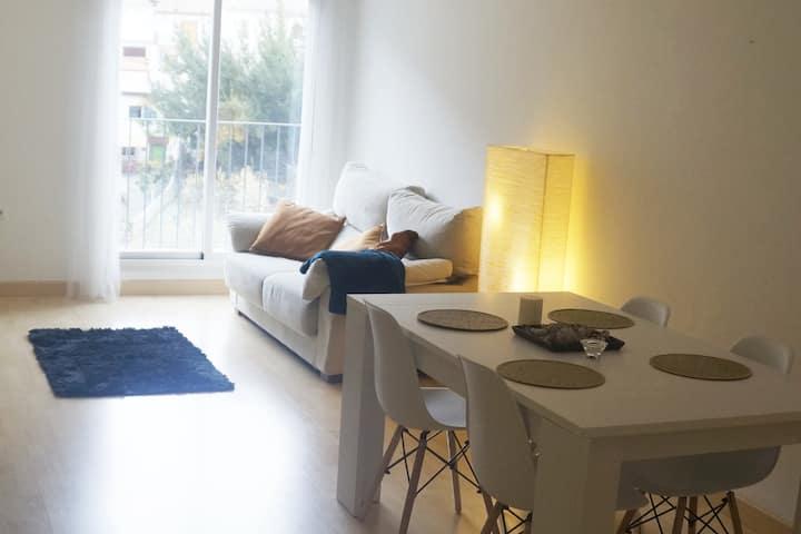 """Apartamento """"El Puente"""" a 10 min de Granada centro"""