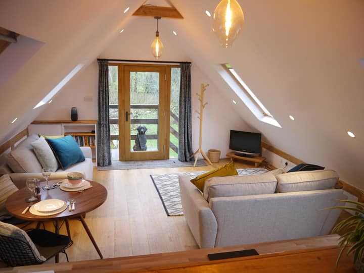 The Studio @ Bridge Cottage, a quiet rural retreat