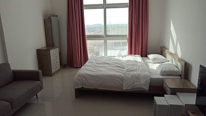 Studio for rent in Dubai.
