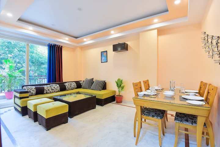 Serviced apartments in gurgaon - 1BHK