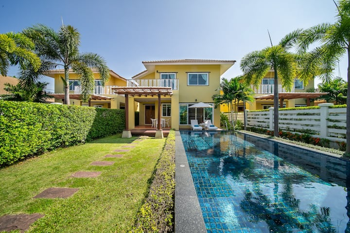 2 Bedroom Pool Villa in HuaHin Town