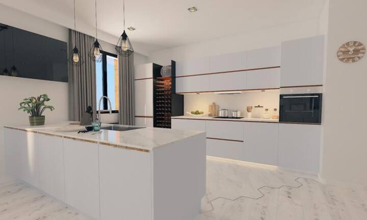 Modern apartment in TBILISI GARDENS
