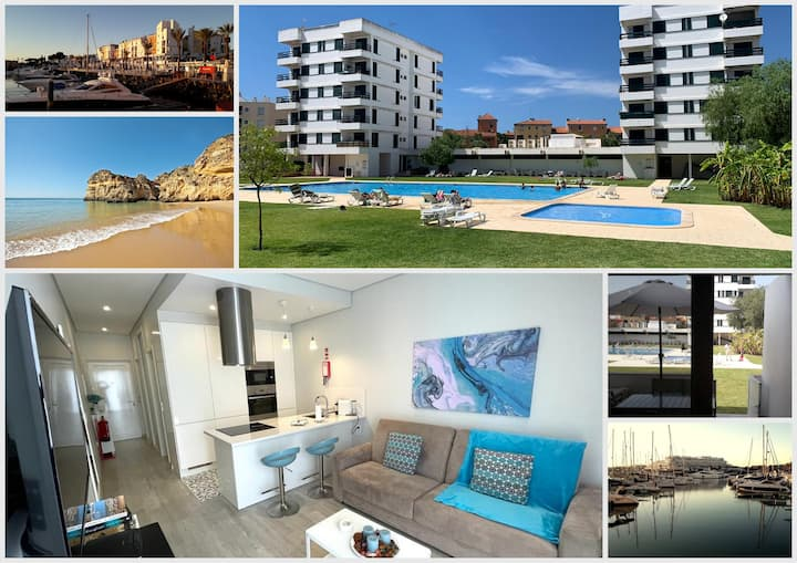 Vilamoura Comfort Lounge Apartment for 4