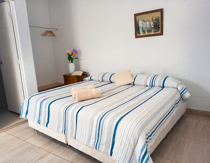 ☆Center Miraflores☆KING Bed&Bath/Minibar w/Terrace