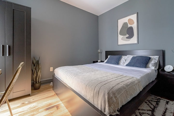 Cozy Living in the Heart of Hamilton Heights