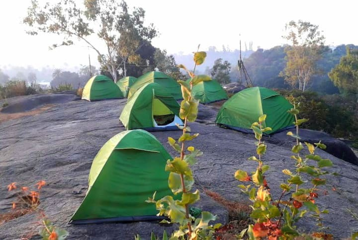 Mount Abu Adventures - 2 ( 3 person tents )