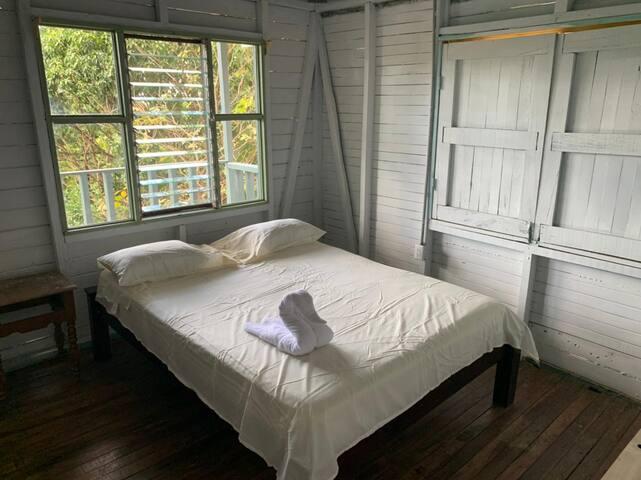 Double bed 2nd Floor