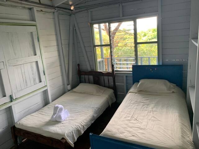 Single beds 2nd Floor