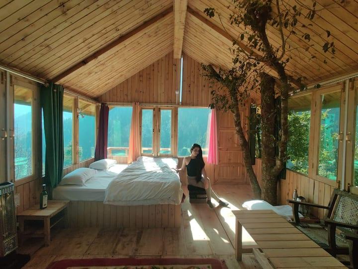 Sunlight Homestay Treehouse Cottage