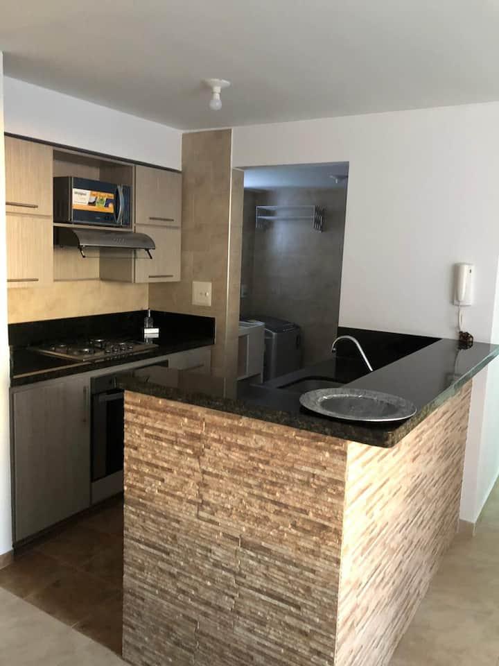 Bello Apartamento con excelente ubicación