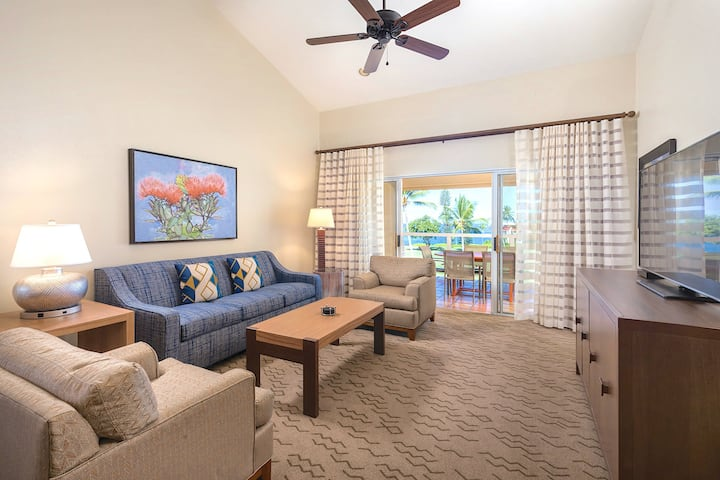 1 Bedroom Suite at Picturesque Kona Coast Resort