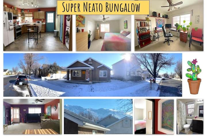 Super Neato Bungalow!