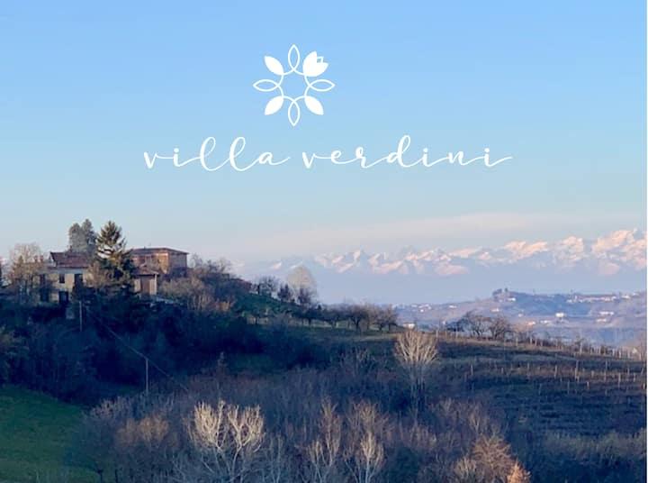 Villa Verdini - a truly special place in Piemonte