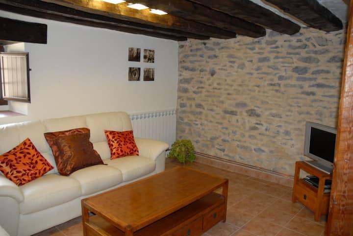 Casa Gabriel, Gîte à Yebra de Basa, Aragon 6 pers