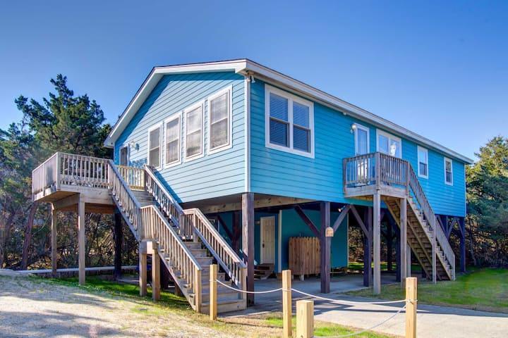 Blue Jewel Beach Home in Frisco, NC