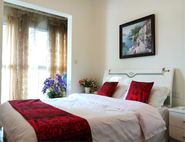 Jincheng Warm Mansion for Rent