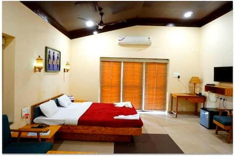 MTDC Tadoba Resort- VIP Suite
