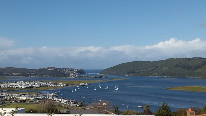 Best Views in Knysna that brings family together