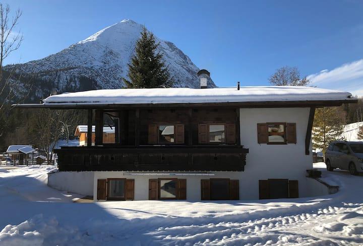Chalet Wiesenhäusl, 2 Ferienwohnungen, Wohnung 1