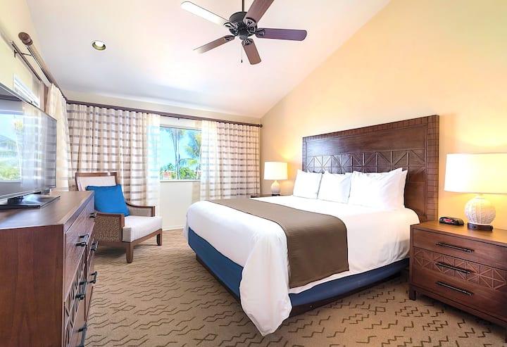 Instaworthy 1 Bedroom Suite along the Kona Coast!