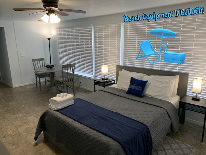 ⚓️ Valentine Villas - 3 Minutes To Beach!