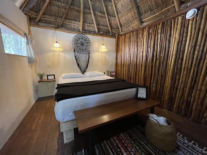 Bayou Tulum,  Luxury Cabin With Private Bathroom