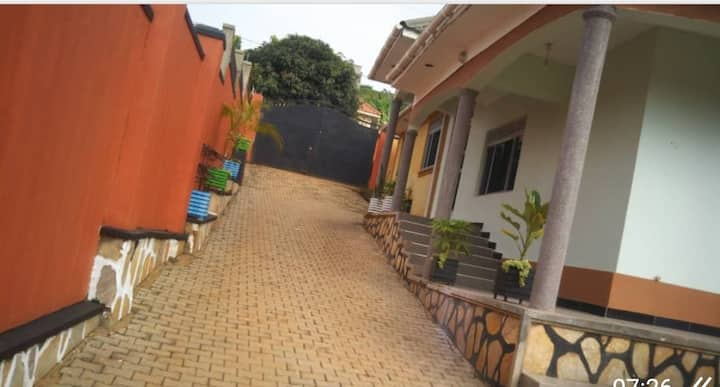 Fully furnished Cozy home in Kampala City