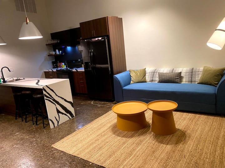3E-*New* 5 min to UPMC Shadyside, sleeps 4