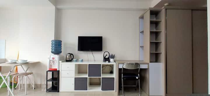 Sudirman Suites Apartment Studio+ Mahogany Tower