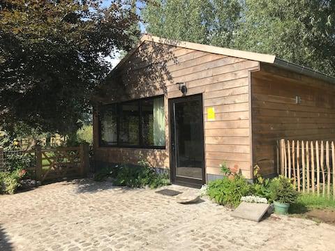 Mini cottage 4p - 1 chambre  avec jardin privé