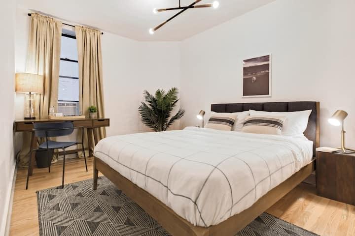 Furnished Room Available for Central Harlem Living