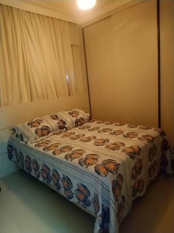 Suite com armários
