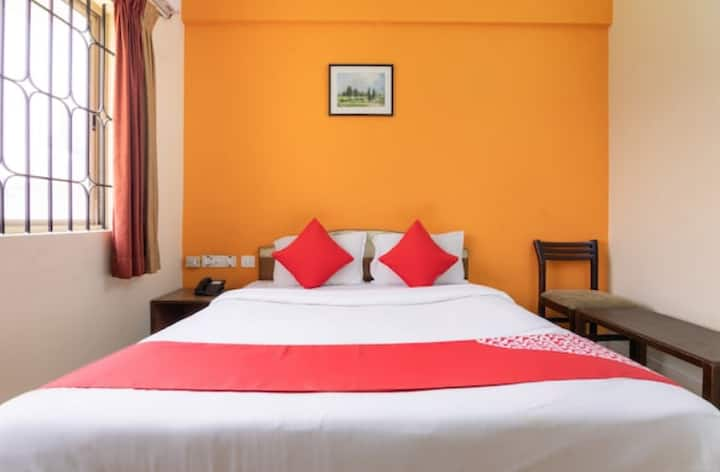 Hotel Raj Residency, a feel like home.