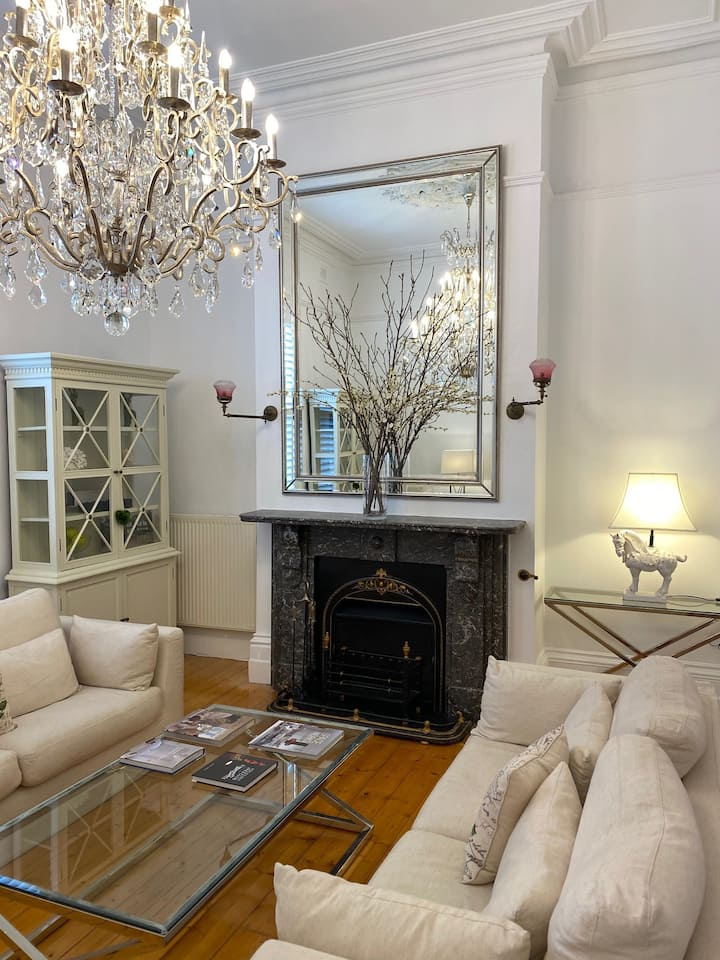 1891 Victorian house, new furnishing redecoration