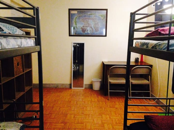 SHARED ROOM AVAILABLE - DOWNTOWN