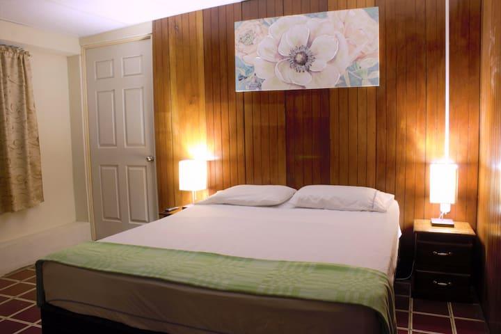Perspectiva 1 dormitorio