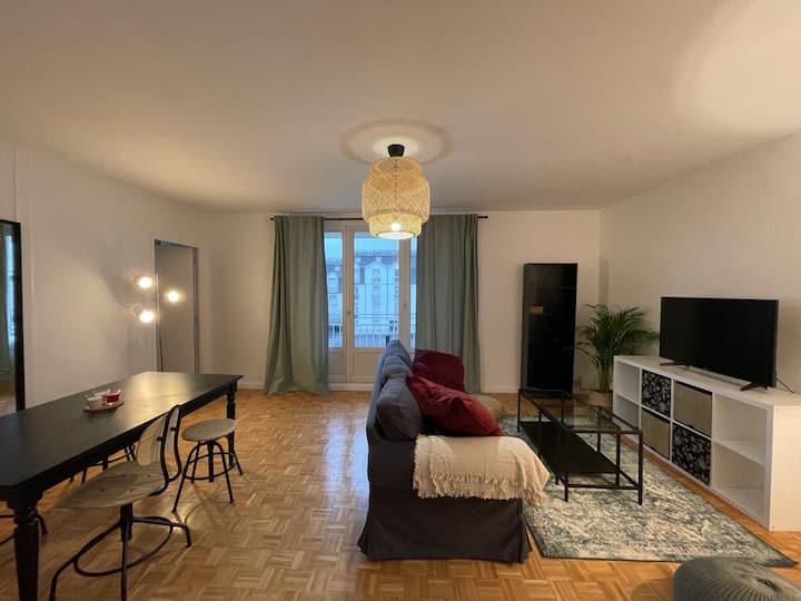 Appartement très spacieux