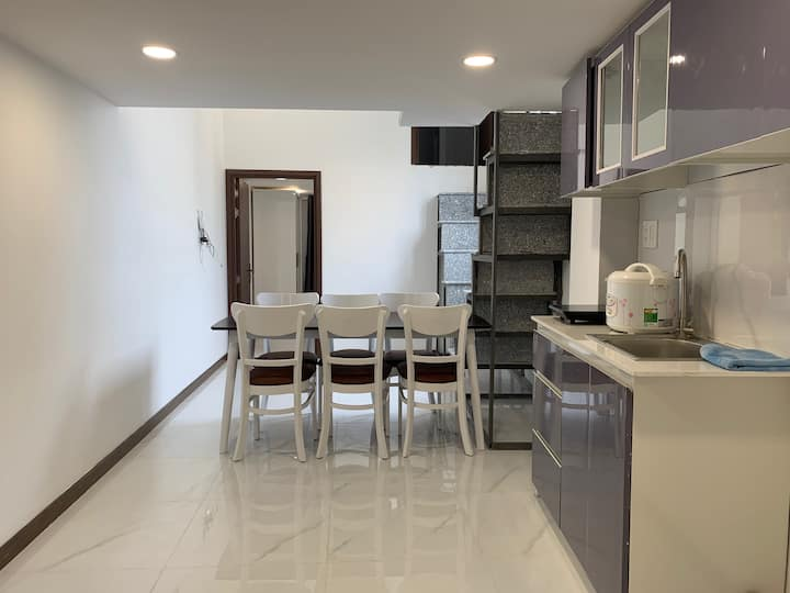 3-Bedroom Apartment for Rent in district 2 ($430)