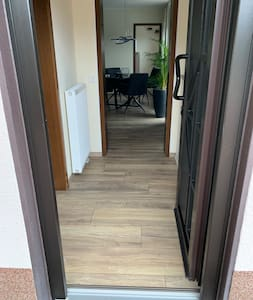 Brede entree voor gasten