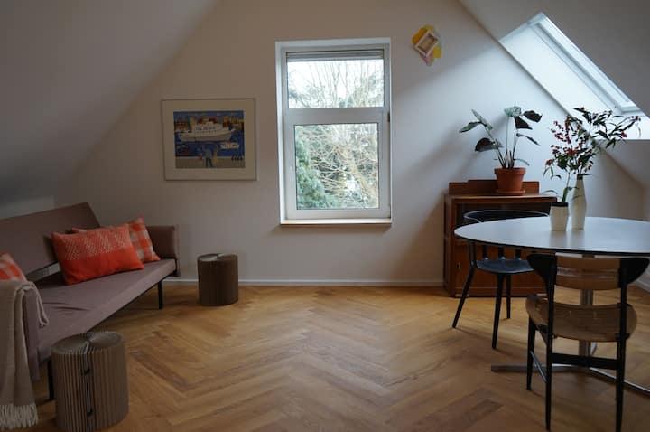 Loft D&A, Ruime design loft in bruisend Rotterdam.