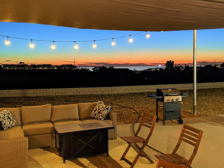 Enjoy the ocean views from newly Renovated home.