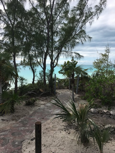 #13 Round House, Private Home, Pigeon Cay